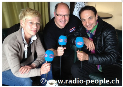 Interview par Phil de Radio People